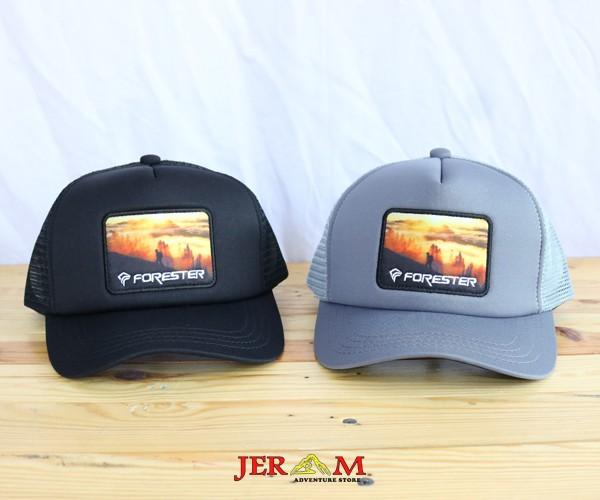 Topi Jaring Forester Kombinasi 3D Sunrise TF 04314