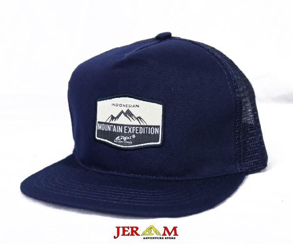 Topi Rei Topi Snapback Seri Expedition Hat T526001