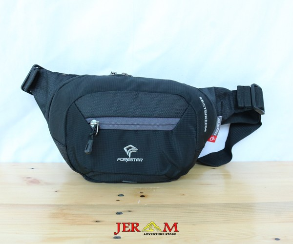 Waist Bag Tas Pinggang Travel Pouch Forester Sectbike 0.5